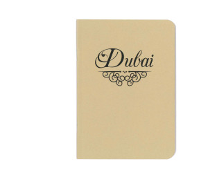 dubai notebook