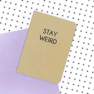Quote notitieboekjes