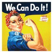 Rosie the Riveter puzzel