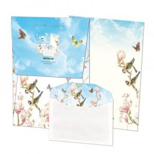 briefpapier vogels