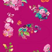 briefpapier bloemen